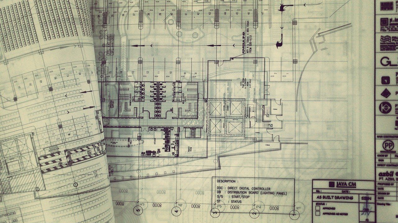construction, drawing, engineering