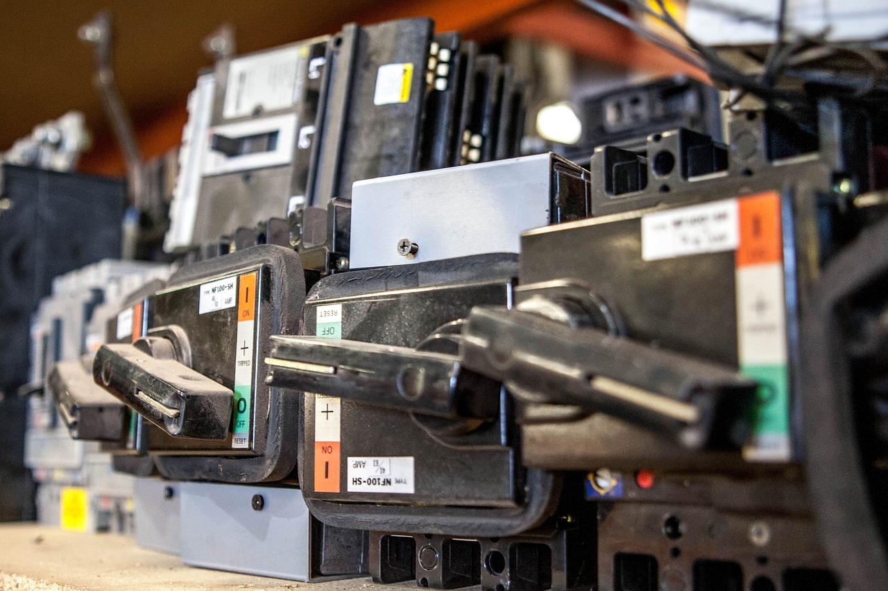 electrical, refurbish, old